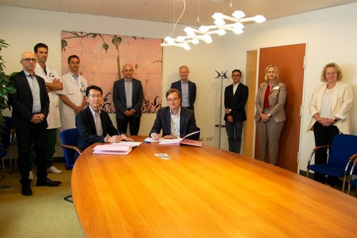 Terumo and UMCU strengthen their partnership to develop solutions in Interventional Oncology