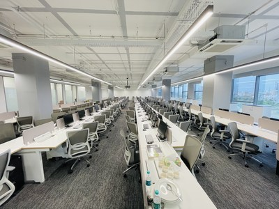 Digitalzone gets a new office. Brace yourself - it might just take your breath away!