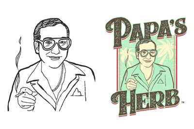Papa's Herb's Registered Trademarks (CNW Group/Halo Collective Inc.)