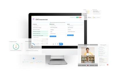 Overview of the Ciara AI Sales Assistant (PRNewsfoto/Ciara Group Inc.)