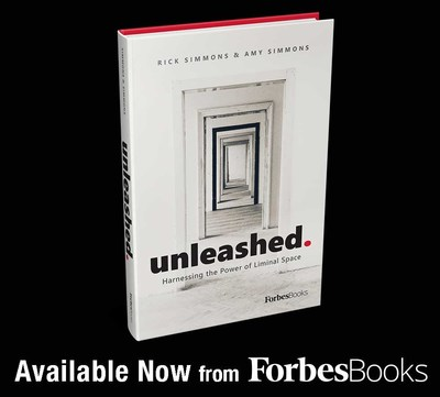 """Rick Simmons and Amy Simmons Release """"Unleashed"""" with ForbesBooks"""