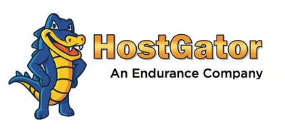 HostGator Logo (PRNewsFoto/Endurance International Group)