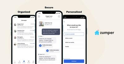 Zumper Modernizes Rental Marketplace; In App Messaging Launch