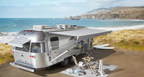 Airstream® Launches Pottery Barn Special Edition Travel Trailer...