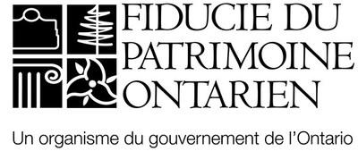 Fiducie du patrimoine ontarien Logo (Groupe CNW/Fiducie du patrimoine ontarien)