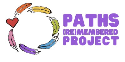 Paths (Re) Membered Logo
