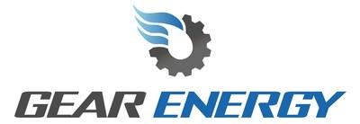 Gear Energy Ltd. Logo (CNW Group/Gear Energy Ltd.)
