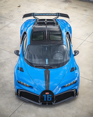 After becoming the #1 selling Bugatti dealer in North America in 2020, Grand Touring Automobiles today announced they are now the exclusive Bugatti dealer for Canada. Image — 2021 Bugatti Chiron Pur Sport. (CNW Group/Grand Touring Automobiles)
