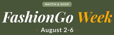 FashionGo Week