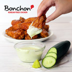 Bonchon's Limited Edition Cucumber Wasabi Dipping Sauce Returns For National Chicken Wing Day