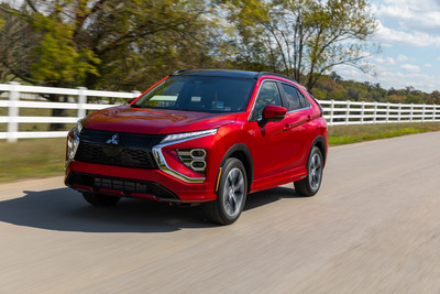 Mitsubishi Motors North America, Inc. (MMNA) today announced the redesigned and sporty 2022 Mitsubishi Eclipse Cross has received a 5-Star Overall Safety Rating from the National Highway Traffic Safety Administration (NHTSA). This rating is the highest-possible overall rating a vehicle can obtain.