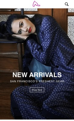New Arrivals on usastrong.io app