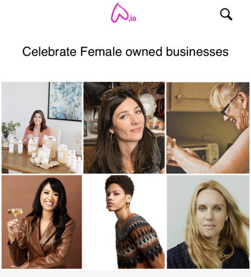 Shop women-owned businesses