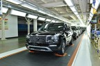 """GAC MOTOR Russia Brand Strategy of """"GO AND CHANGE""""..."""