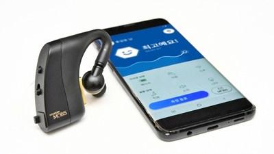 Hyundai Mobis introduces the world first brainwaves based ADAS system, M.Brain.