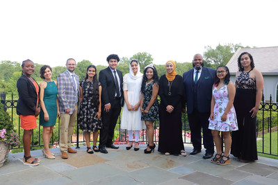 SEEDS alumni from over the years attend the SEEDS Leading Change Benefit in support of the organization's mission of changing lives through education.