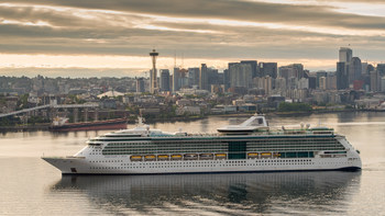 Royal Caribbean's Serenade of the Seas set sail on Monday, July 19 as the first cruise ship to head for Alaska since September 2019. The sailing is a milestone for the cruise industry, local workforce and Alaska's beloved communities that were significantly impacted by the absence of all cruise tourism, which normally represents more than 60% of the state's visitors and generates upwards of $3 billion for its economy each year. Calling Seattle home, Serenade offers 7-night itineraries with far-flung highlights such as Icy Strait Point, Juneau, Ketchikan and Sitka, Alaska, along with Endicott Arm fjord and Dawes Glacier.