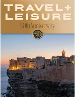 Travel + Leisure Marks 50 Years With Special Collector's Edition...