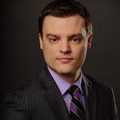 Criminal defense attorney Benjamin T. Van Severen