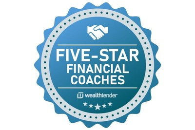 Wealthtender Five-Star Financial Coaches Award