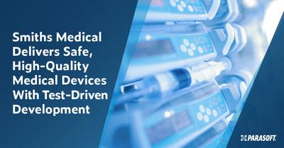 Leading Medical Device Companies Leverage Parasoft