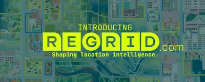 Introducing Regrid.com: Shaping location intelligence.