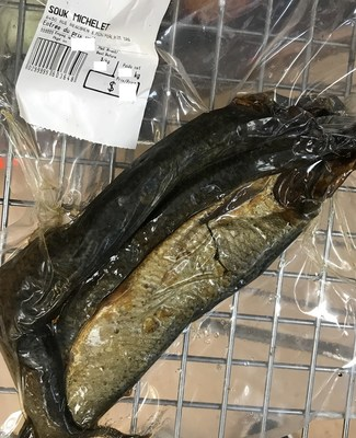 Smoked fish (CNW Group / Ministry of Agriculture, Fisheries and Food)