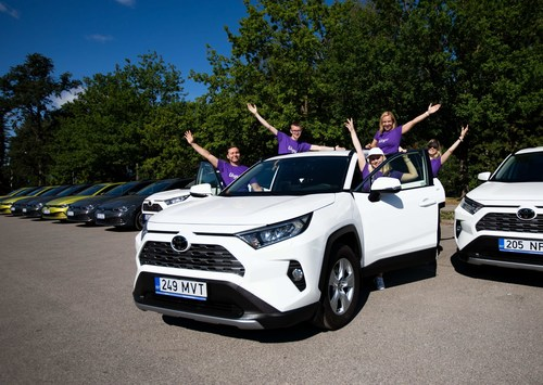 Car Rental Gateway and Liigu kick off Contactless Car Rental in Top European Destinations