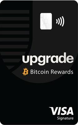 Upgrade Bitcoin Rewards Card