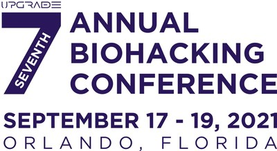 THE 7TH ANNUAL BIOHACKING CONFERENCE TO BE HELD SEPTEMBER 17-19 IN ORLANDO, FLORIDA AS THE CAN'T-MISS EVENT OF 2021