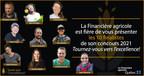 La Financière agricole présente ses 10 finalistes au concours Tournez-vous vers l'excellence!