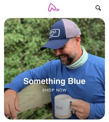 Shop Something Blue