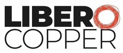 Libero Copper & Gold Corporation Logo (CNW Group/Libero Copper & Gold Corporation.)