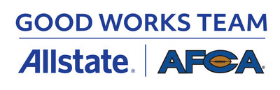 Allstate AFCA Good Works Team(R)