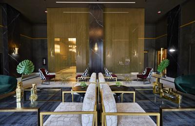 The Kahn Lobby