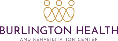 Burlington Health and Rehab logo