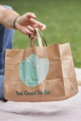 Too Good To Go,世界上第一反食物浪费的应用程序,在T.O.发布