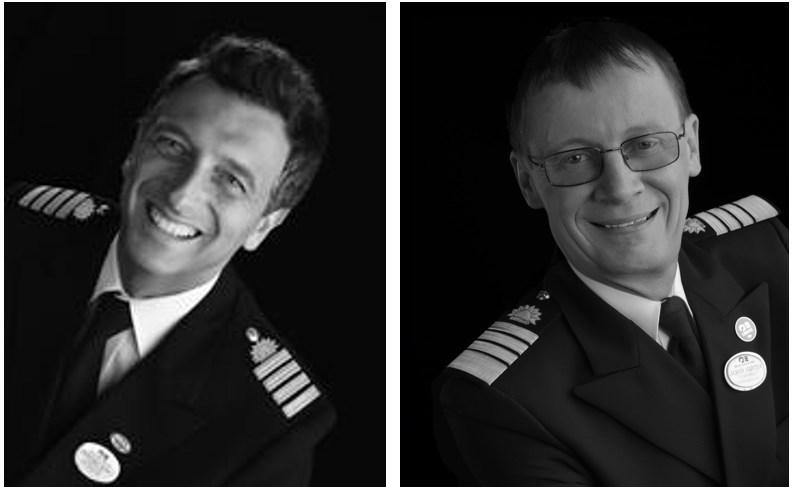 Princess Cruises Announces Discovery Princess Senior Officers (July 2021)
