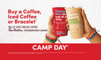 Today is Tim Hortons® Camp Day! Help us celebrate the 30th anniversary of this life-changing campaign that has raised over $212 million to support youth from disadvantaged circumstances