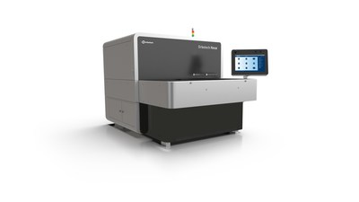 Orbotech Neos™ 800 is an additive solder mask printing solution that cuts the conventional solder mask process in half, increasing efficiency, reducing chemical waste and significantly cutting manufacturing turn-around time.