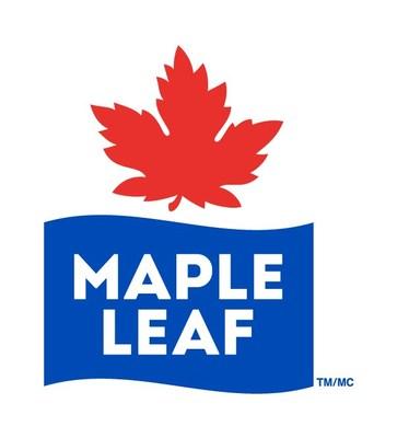 Maple Leaf Foods Logo (Groupe CNW/Les Aliments Maple Leaf Inc.)