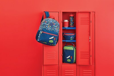 As the New School HQ and Canada's back to school destination, Staples Canada is ready to usher in a new school season, helping students, teachers and families across Canada embrace the year ahead with confidence. (CNW Group/Staples Canada ULC)
