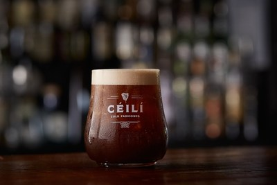 Céilí Cold Fashioned (CNW Group/Diageo)
