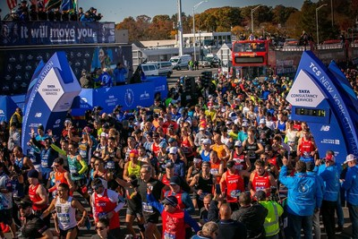 Tata Consultancy Services (TCS) has renewed their title and technology sponsorship of the TCS New York City Marathon through 2029 and will invest $30M to $40M annually in global running sponsorships and related community programming.