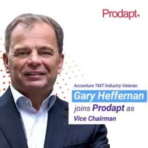 Gary Heffernan joins Prodapt as Vice Chairman