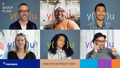 PepsiCo DE&I Annual Report 2020