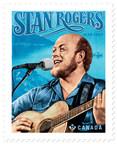 Canada Post celebrates legendary folksinger Stan Rogers
