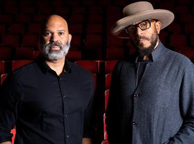 Alberto Marzan & Peter Lord Moreland co-founders of Jupiter Rising Film