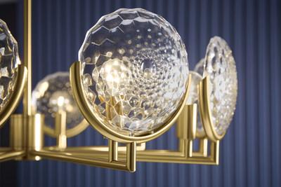Kohler Lighting-The Arendela Collection