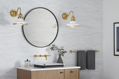 Kohler Lighting-The Hauksbee Collection